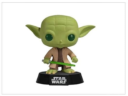figura funko pop Star Wars 2322 yoda